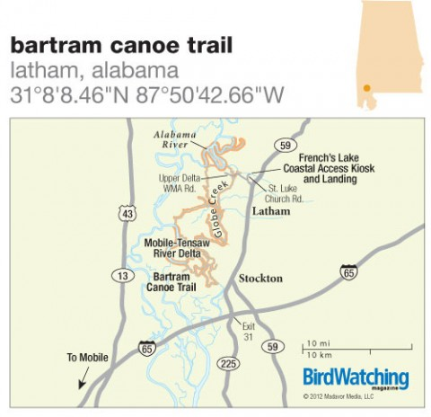 147. Bartram Canoe Trail, Latham, Alabama