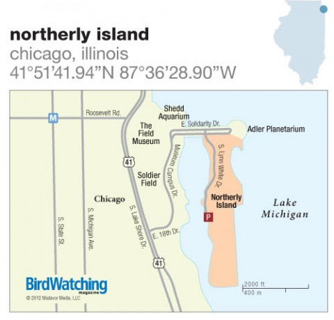 148. Northerly Island, Chicago, Illinois