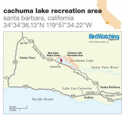151. Cachuma Lake Recreation Area, Santa Barbara, California