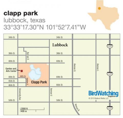 159. Clapp Park, Lubbock, Texas