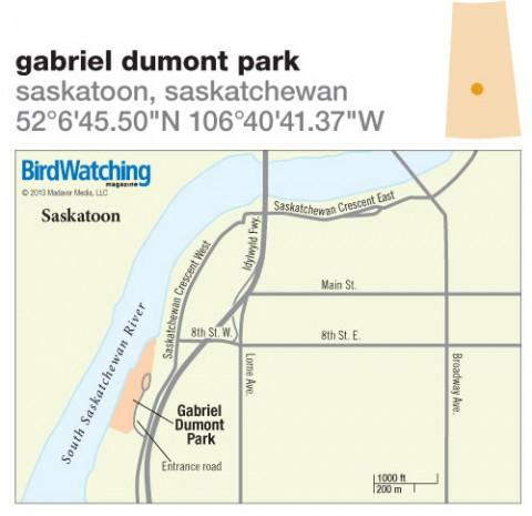 163. Gabriel Dumont Park, Saskatoon, Saskatchewan