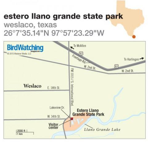 161. Estero Llano Grande State Park, Weslaco, Texas