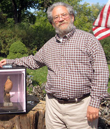 Naturalist and author Joel Greenberg.