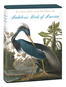Audubon's Birds of America: The National Audubon Society Baby Elephant Folio, Roger Tory Peterson and Virginia Marie Peterson, eds., Abbeville Press Publishers, rev. ed., 2003.