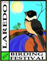 Laredo Birding Festival 165x214