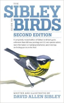 The Sibley Guide to Birds (second edition), by David Allen Sibley.