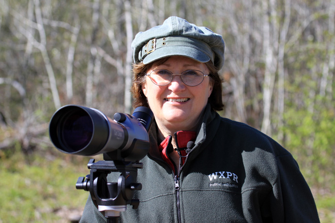 BirdWatching Contributing Editor Laura Erickson.