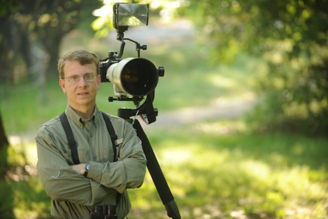 Geoffrey Hill, photo courtesy of Auburn University Photographic Services.