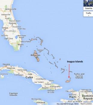 Bahamas and Inaguas