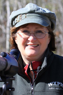 BirdWatching Contributing Editor Laura Erickson